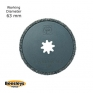 Fein 63502105012 Diamond Saw Blade