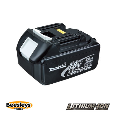 Makita 18 Volt 3Ah Lithium-Ion Battery