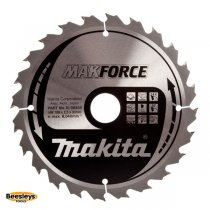 Makita B-08355 190mm 24tooth Blade for Wood