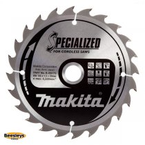 Makita B-09173 165mm 24tooth Blade for Wood