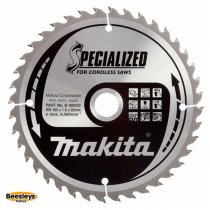 Makita B-09232 165mm 40tooth Blade for Wood