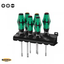Wera Kraftform Screwdriver Set Laser Tip