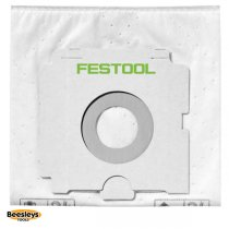 Festool 497539 Selfclean filter bag SC FIS-CT 48/5