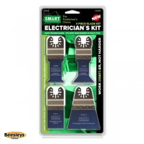 Smart 4 piece Multitool Blade Set H4EMK