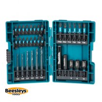 Makita B-66896 Impact Bit Set 33 piece in case