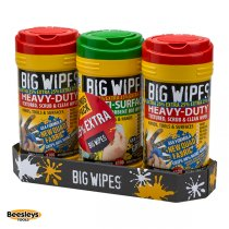 Big Wipes Triple Pack