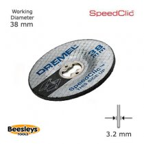 Dremel 541JA Grinding Wheel - Pack of 2