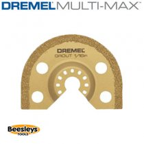 Dremel MultiMax Grout Removal Blade MM501