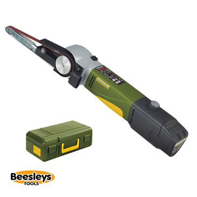Proxxon 29810 Battery Powered Belt Sander BS/A