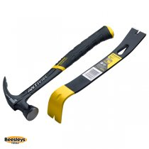 Stanley FatMax® Antivibe Hammer 576g (20oz) with Wonder Bar® Pry Bar