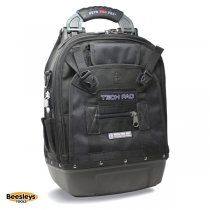 Veto Pro Pac TECH PAC BLACK Tool Backpack plus free TP5B pouch